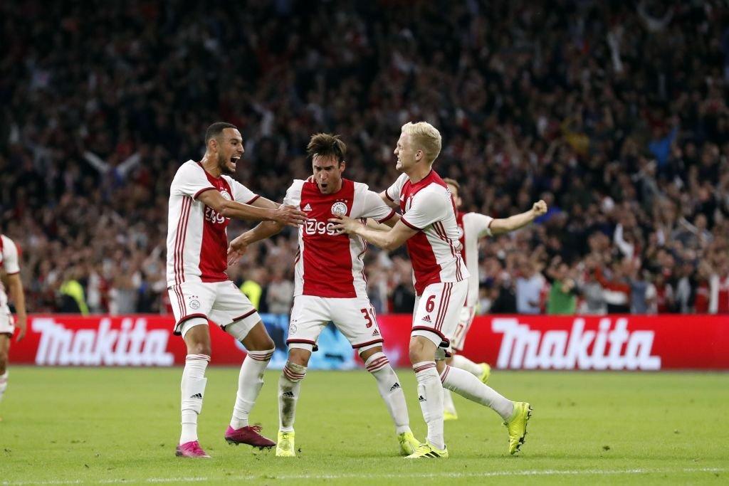 Ajax vs PAOK