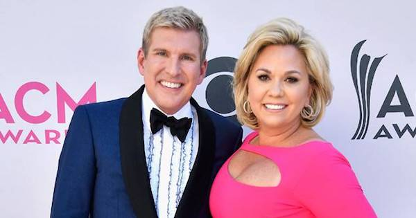 """#ChrisleyKnowsBest's Todd Chrisley says he has """"nothing to hide"""" over his financial crimes indictment. https://eonli.ne/2yY8f7C"""