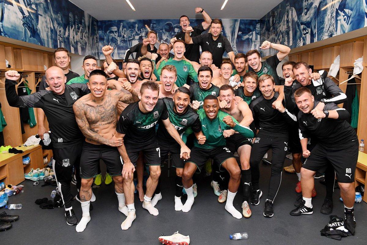 Winners   #ПортуКраснодар -2:3<br>http://pic.twitter.com/pB6gW8tDAl