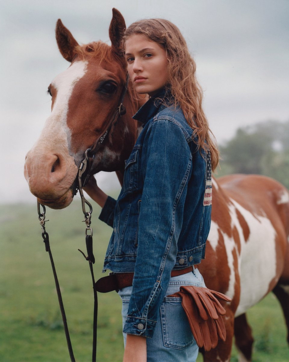 Denim is more than just a pair of jeans. It's your story so wear it well. Explore the collection at rlauren.co/PoloDenim2019-T #PoloRalphLauren #PoloDenim