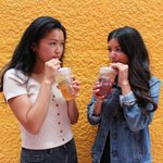 HAPPY HOUR! Bring a friend to Blenz and grab 2 for 1 Shaken Iced Teas from 2-5pm today! #BlenzShakenIcedTea