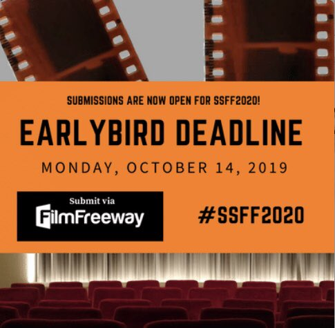 Submissions are now open for the 2020 @southsidefilmfest on @FilmFreeway #independentfilm #filmfestival #supportindiefilms #ssff2020 #letsgotothemovies