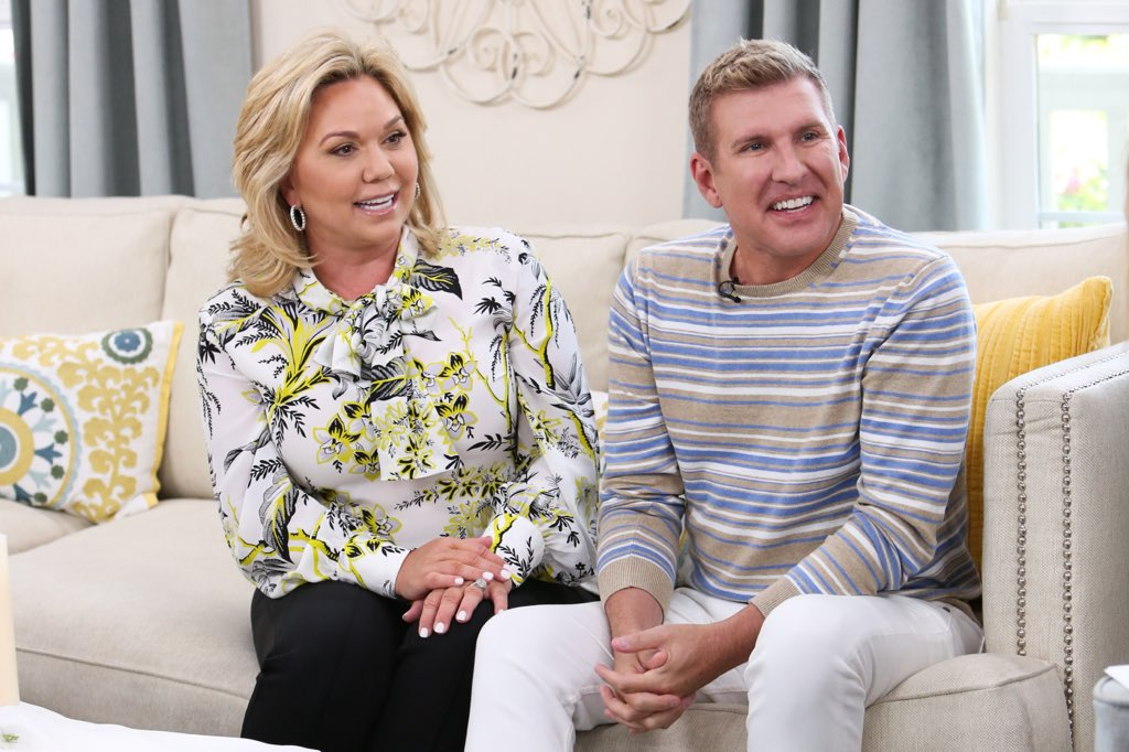 Uncle Sam Knows Best: Todd & Julie Chrisley Face Up To 30 Years In Prison For Tax Evasion https://bossip.com/1774486/uncle-sam-knows-best-todd-julie-chrisley-face-up-to-30-years-in-prison-for-tax-evasion/ … Photo: Getty