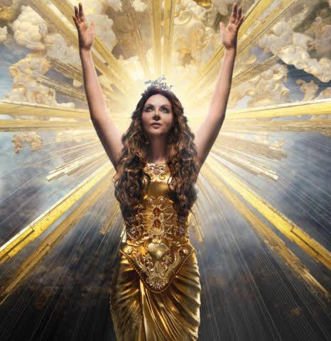 Happy birthday Sarah Brightman. Because... er... yeah I don t know what is going on here...