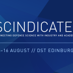 Excited to be Partnering for Impact at SCINDICATE 2019 tomorrow in Adelaide. Look out for John Wardell and say hi. #defence #innovation #defenceindustry