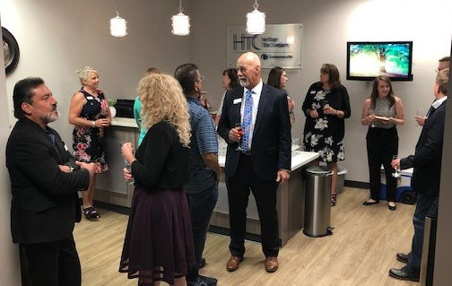 We want to thank those that braved the weather last Thursday, you made our Colorado Springs north office open house a huge success!! We appreciate each and every one of you! 1975 Research Parkway, Suite 105 Colorado Springs, CO 80920 #heritagetitle #newofficespace <br>http://pic.twitter.com/Vze5zwdpUY