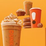 Image for the Tweet beginning: Dunkin' is changing its name