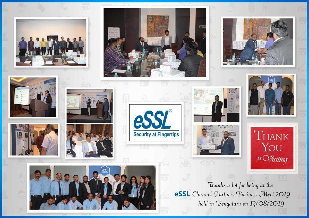 eSSL Pvt  Ltd  (@eSSLbangalore) | Twitter