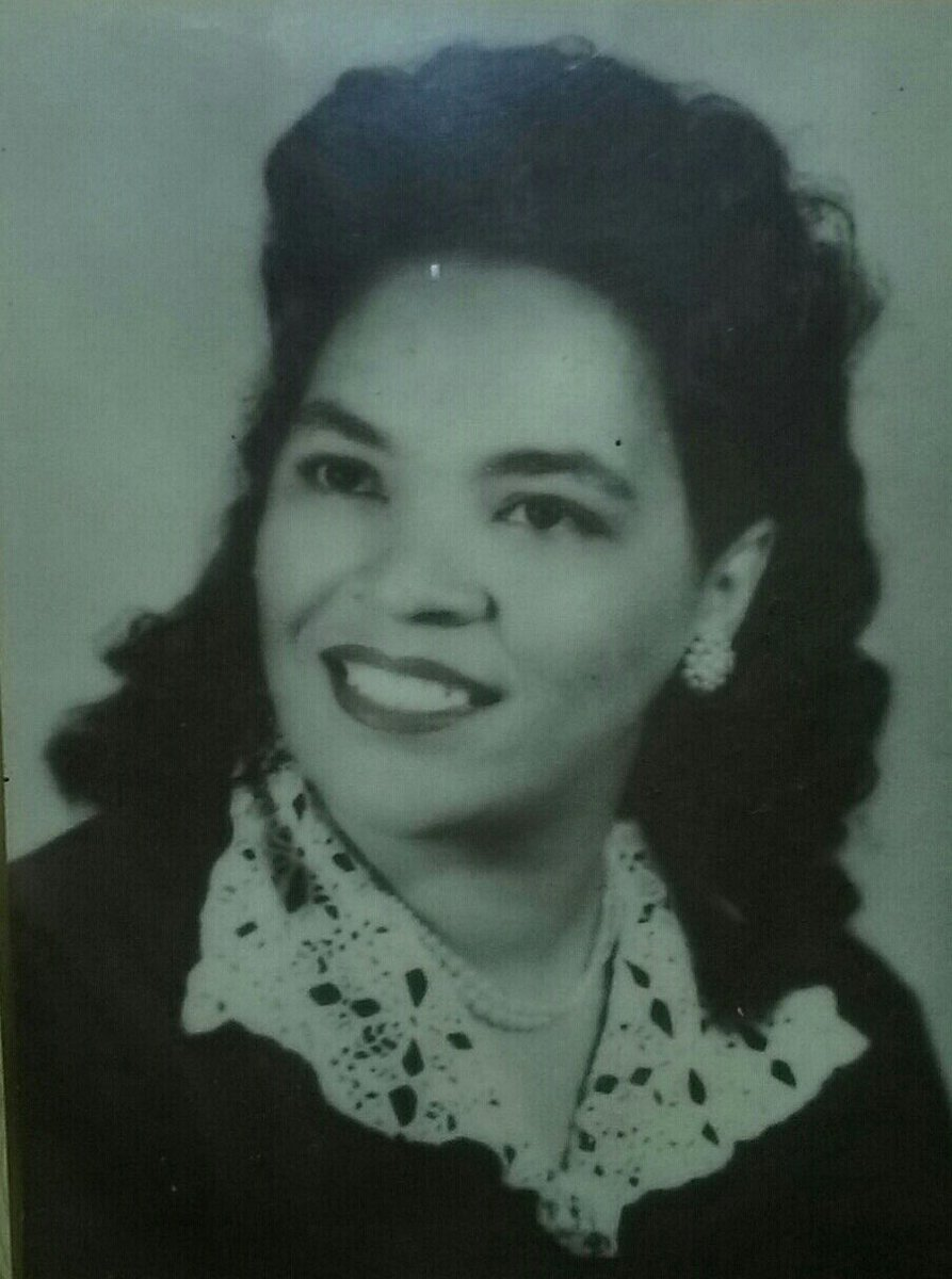 My grandmother, Ramona Peek Robinson, was the most sincere, faith filled, and selfless person I have ever known. Every good thing that I know about love, faith, and family, I first learned from her. Happy Birthday Grandmama! 8/13/16 - 8/21/99