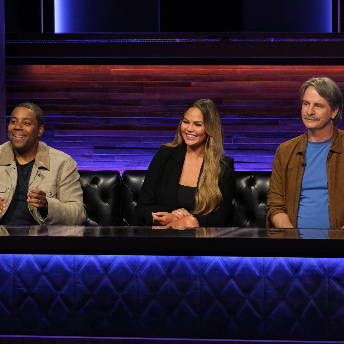 Give a warm welcome to #BringTheFunny's newest judge, Miles. 😍