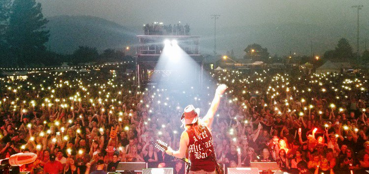 Anderson, South Carolina - #SingerSongwriter #BretMichaels brings his record breaking #Unbroken world tour to Operation Music Fest on Friday 8/30/19. Tickets on-sale now and going fast @  https:// denverdownsfarm.com/music-festival/     . Get yours before they are gone! - Team Bret<br>http://pic.twitter.com/i1gBbtt9Vz