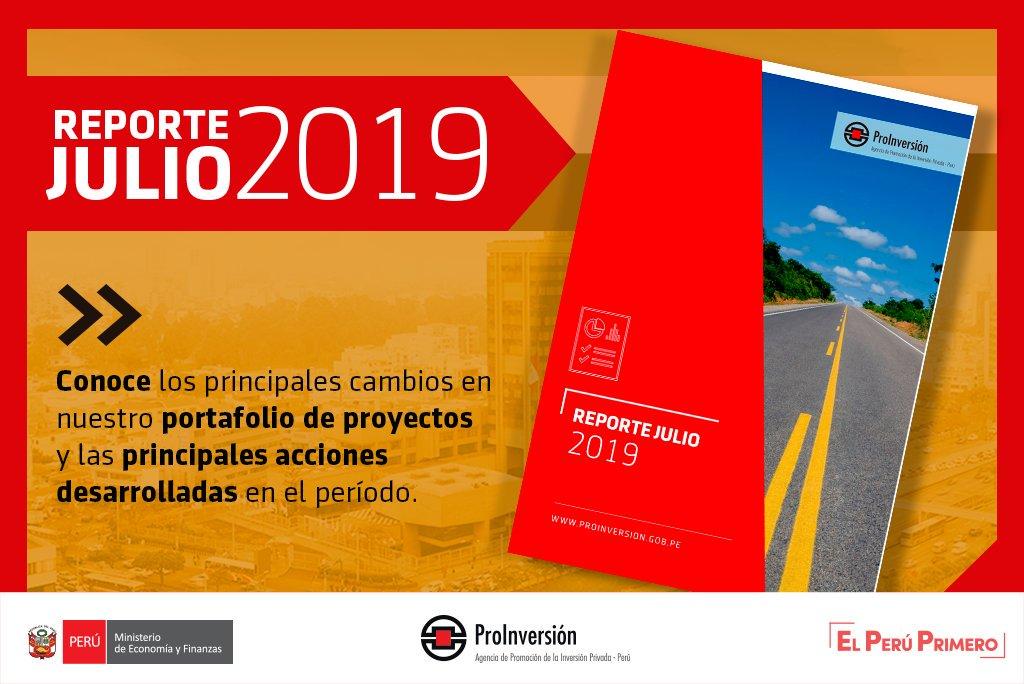 Noticias en el reporte de @ProInversion sobre la implementación de #SOURCE para la estandardización y el monitoreo de los proyectos APP en Perú