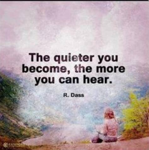 The soul knows what to do to heal itself. The #challenge is to #silence the mind. The quieter and more still you become, the more you can hear!  #JoyTrain #LUTL #GoldenHearts #IAM #StarfishClub #TuesdayMotivation #TuesdayThoughts #SoulHealing #silence #stillness<br>http://pic.twitter.com/Oj8gBcjI3x