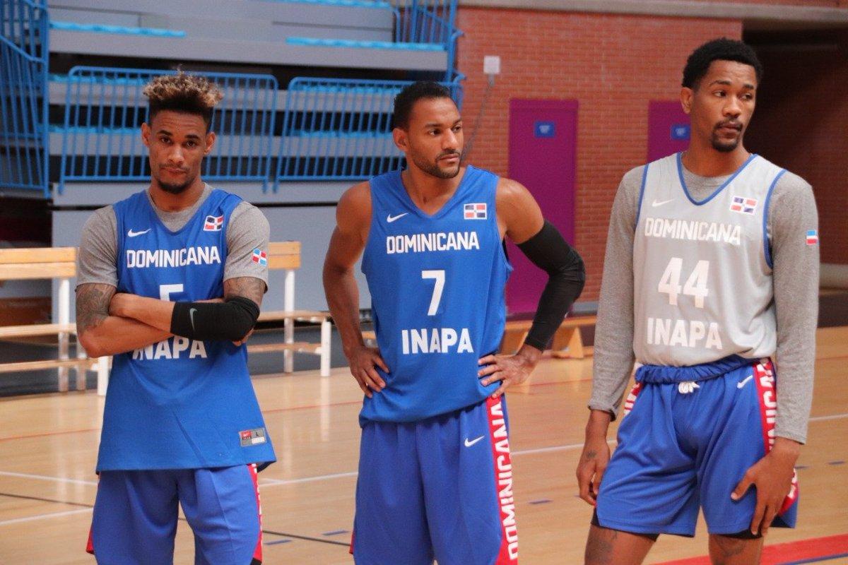 Foto cedida por Selección Baloncesto República Dominicana