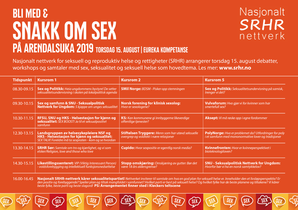 beste sosiale sex-programmer