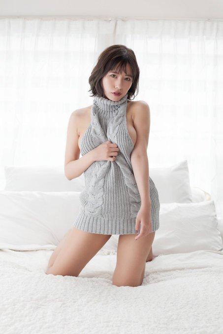 グラビアアイドルヴァネッサ・パンのTwitter自撮りエロ画像16