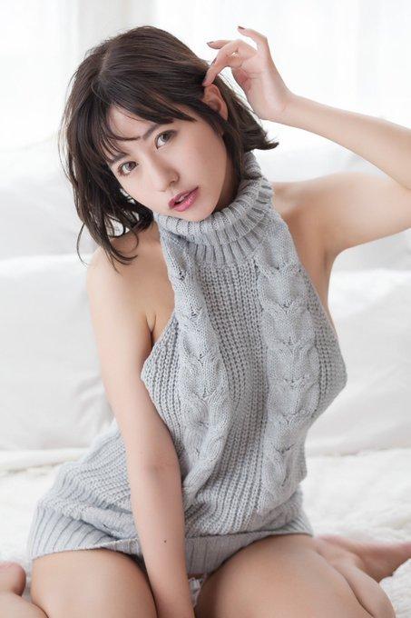 グラビアアイドルヴァネッサ・パンのTwitter自撮りエロ画像18