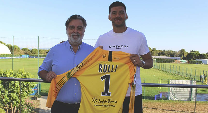 OFFICIAL: Goalkeeper Gerónimo Rulli has joined Montpellier on loan from Real Sociedad.