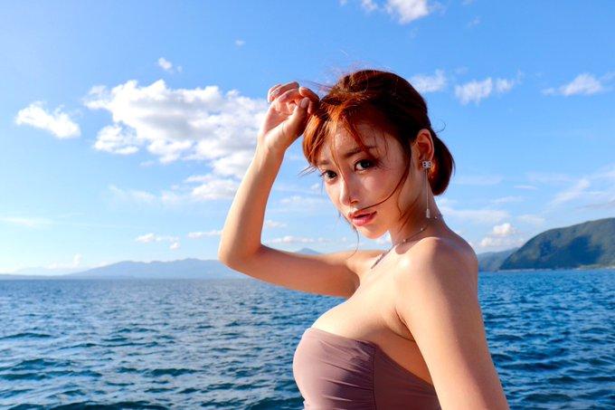 AV女優明日花キララのTwitter自撮りエロ画像48