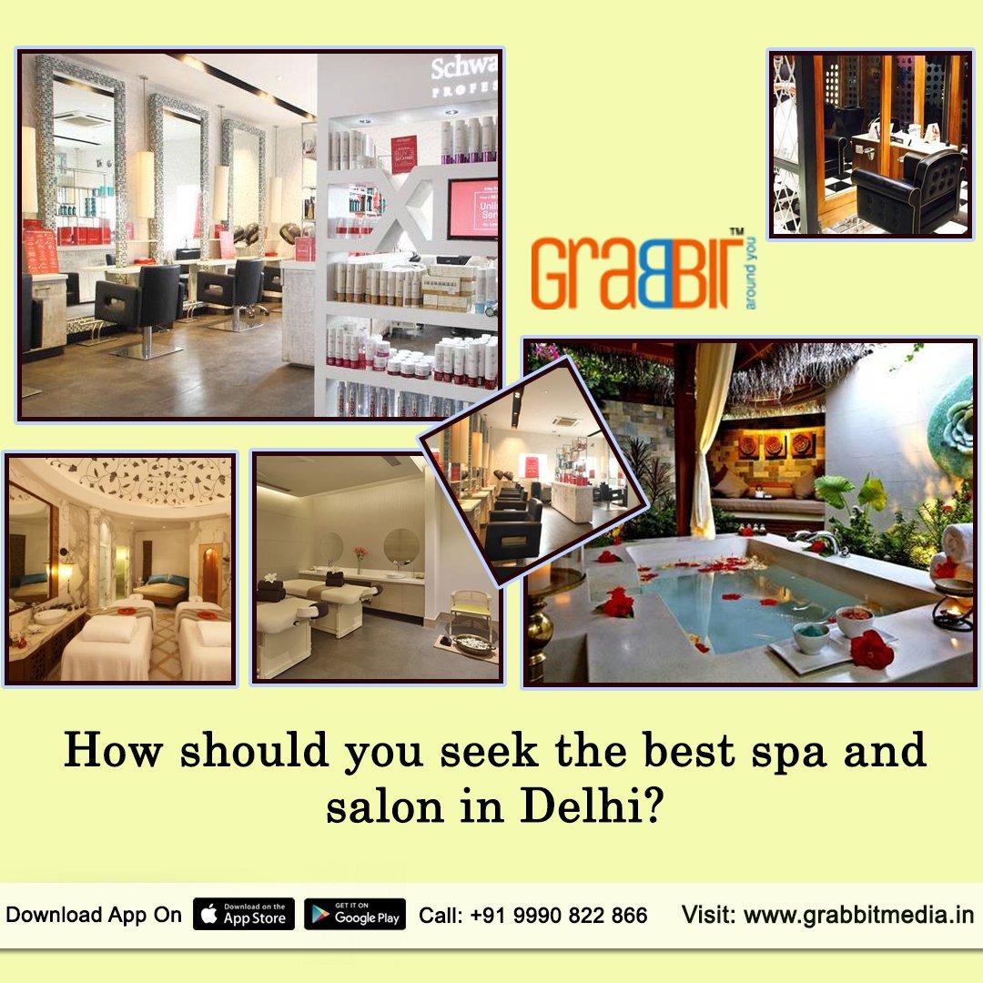 Best Spa Center in Delhi – Location