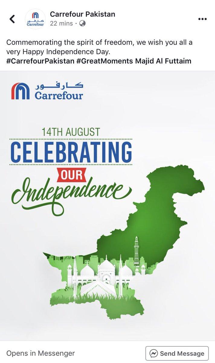 carrefourpakistan hashtag on Twitter