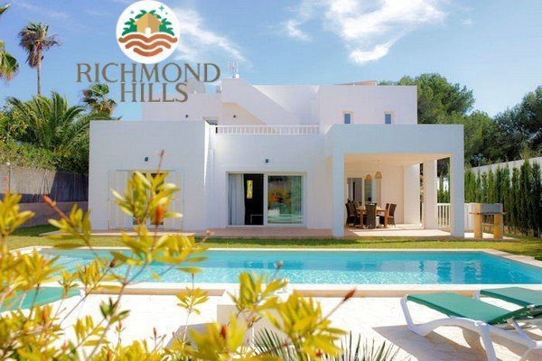 Build Your Own #Luxurious Villa In Richmond Hills #Balapur