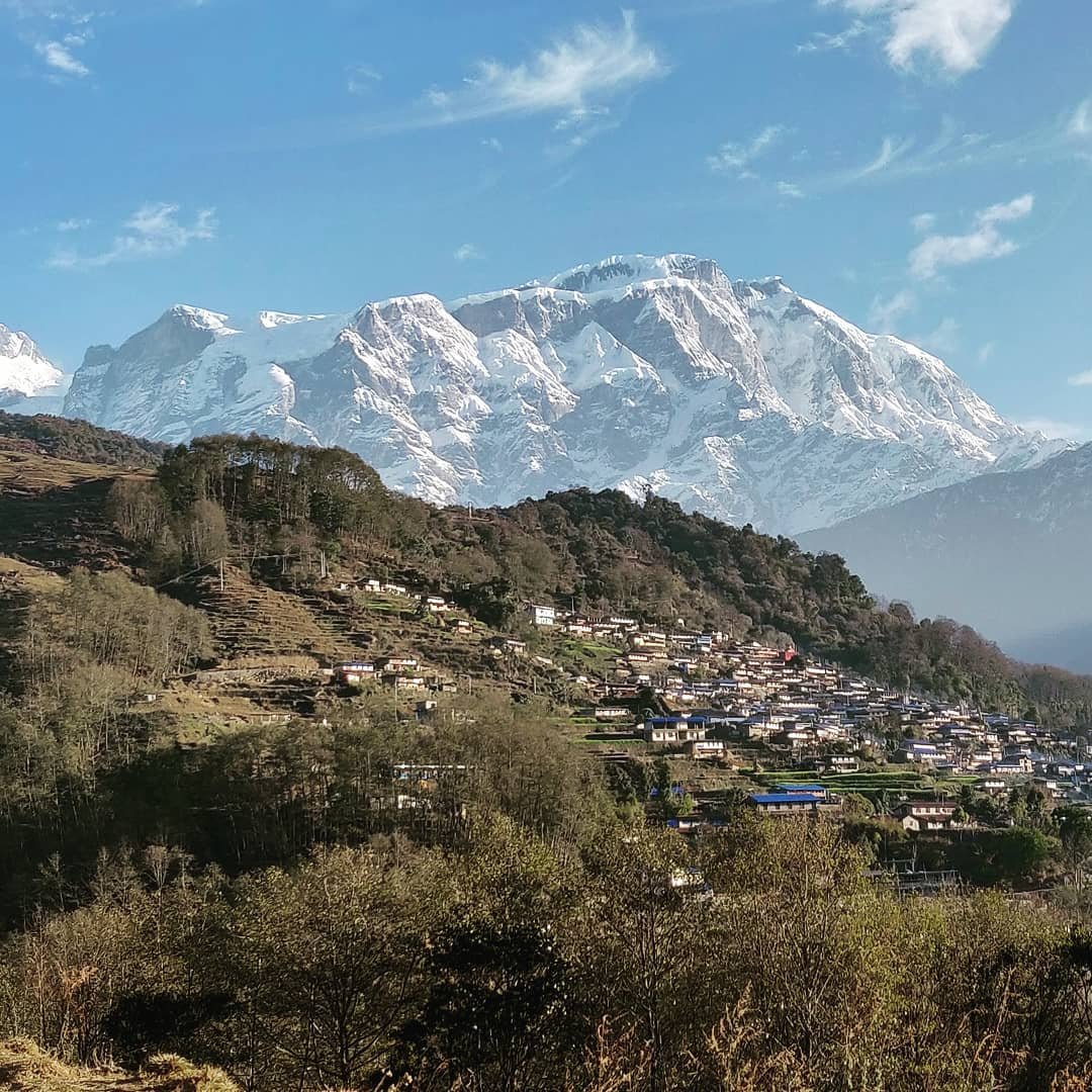 Located to the northeast of Pokhara, Sikles trek is a quiet and short trek that offers an enchanting panorama of the Annapurna Range, Mt. Machhapuchchhre and Lamjung Himal. You will also come across lush forests and springs on the way.#VisitNepal2020 #NepalNOW #myGHT