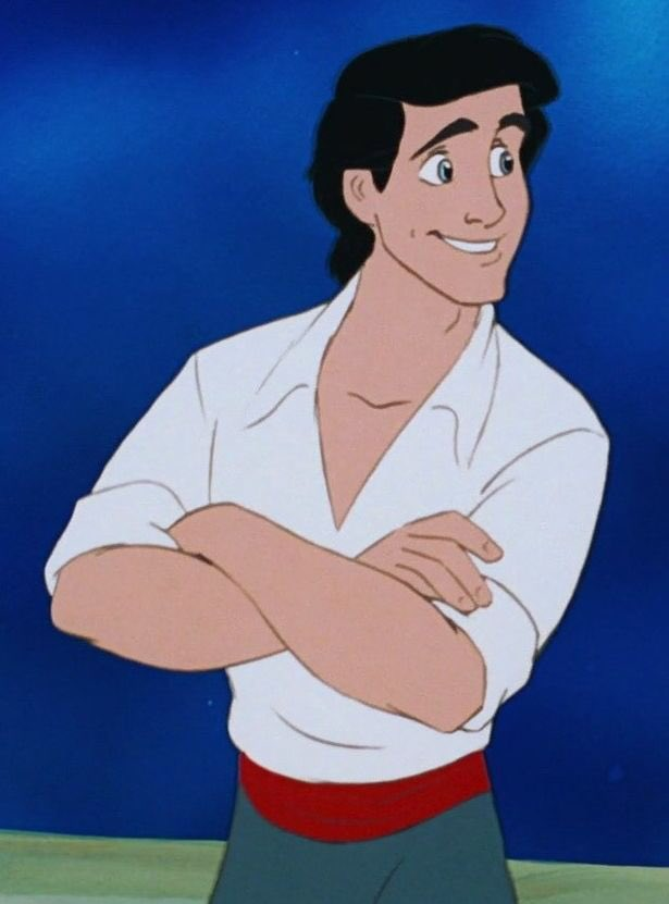 since Harry Styles isn't playing Prince Eric, I found the perfect man for the role! <br>http://pic.twitter.com/wK8s9In4o8