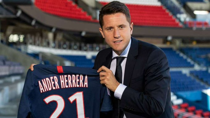 Happy birthday to Paris Saint-Germain midfielder Ander Herrera