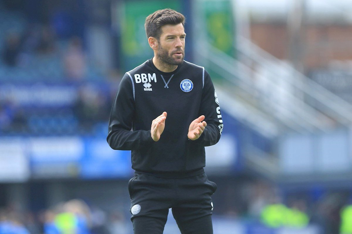Brian Barry-Murphy #Rochdale managerial record in all comps: 1️⃣4️⃣ games 8️⃣ wins 3️⃣ draws 3️⃣ defeats 5️⃣7️⃣% win #RAFC had won 8 of previous 28 games in all comps before he took over. Last night was 1st time they'd scored 5 since Aug 2014. Ian Henderson scored in that game too.