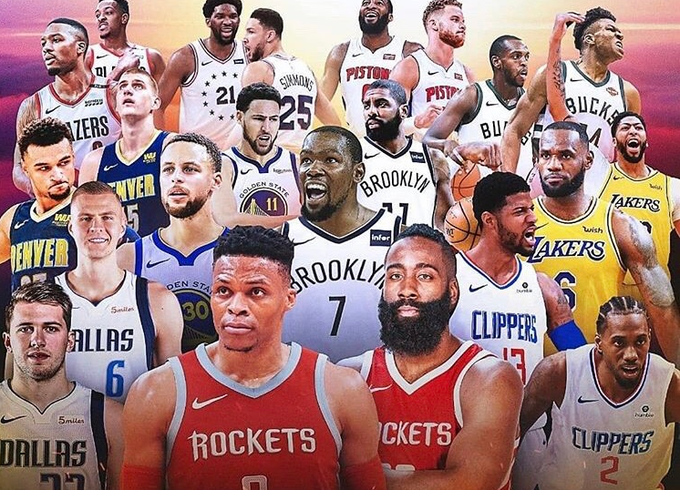 美媒預測NBA新賽季戰績:76人聯盟第一,湖人比快艇高,勇士僅西區第八!-籃球圈