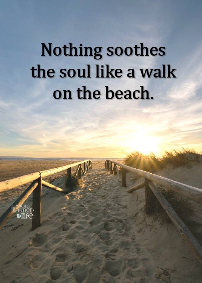 Nothing soothes the soul like a walk on the beach. #personaldevelopment  #visualiseandwin<br>http://pic.twitter.com/txS7YCMCkb