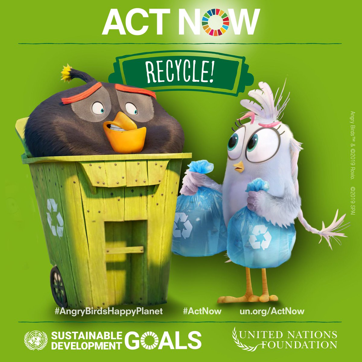 test Twitter Media - Reduce, reuse & recycle ♻️!  Most plastics, about 80%, never fully decompose, they just get smaller & smaller until they are ingested by fish & animals. By recycling, we save resources & keep landfills from growing. More info on how you can #ActNow 🔎 https://t.co/D8kPf834Ky https://t.co/lXFOluUYpb