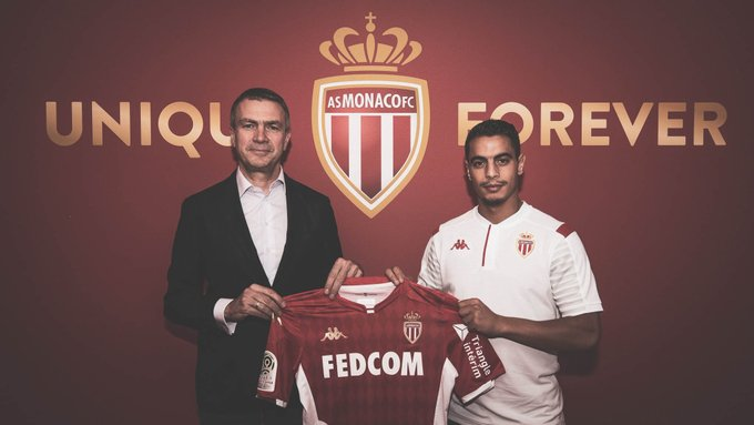 📝 DEAL DONE: Monaco have signed striker Wissam Ben Yedder from Sevilla for €40m on a 5-year contract. (Source: @AS_Monaco)