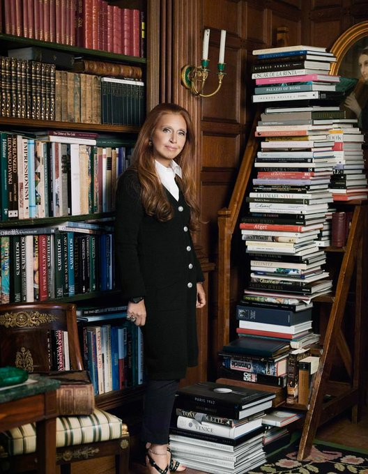 """If you see the magic in a fairy tale, you can face the future.\"" HAPPY BIRTHDAY DANIELLE STEEL!"
