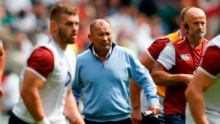 test Twitter Media - Things are getting real. Eddie Jones has named his 31-man @EnglandRugby squad for the Rugby World Cup. So what's hot and what's not heading to Cardiff this weekend?  👉 https://t.co/O4g8PzRsbP https://t.co/V3ku5H5uZX