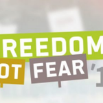 Image for the Tweet beginning: Save the date  Join Freedom not