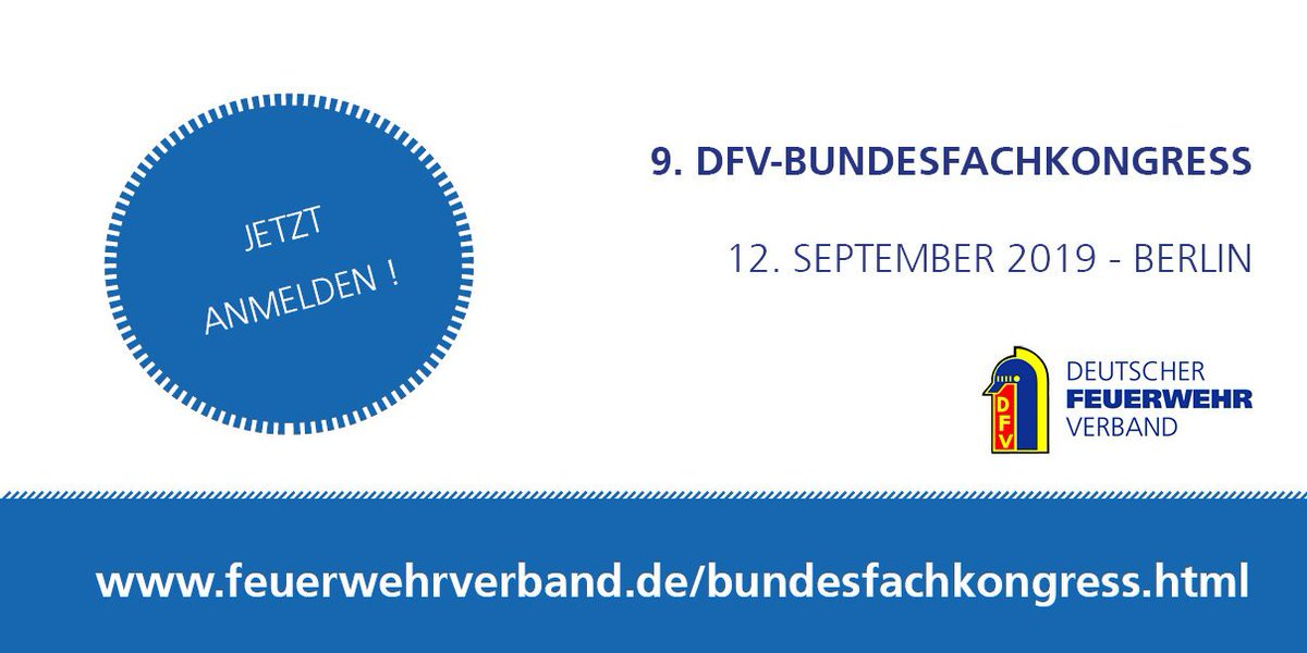 Jetzt noch anmelden für unseren 9. #Bundesfachkongress am 12. September in Berlin! https://t.co/5sAs0CB9oG /sda https://t.co/appW2BTDvj
