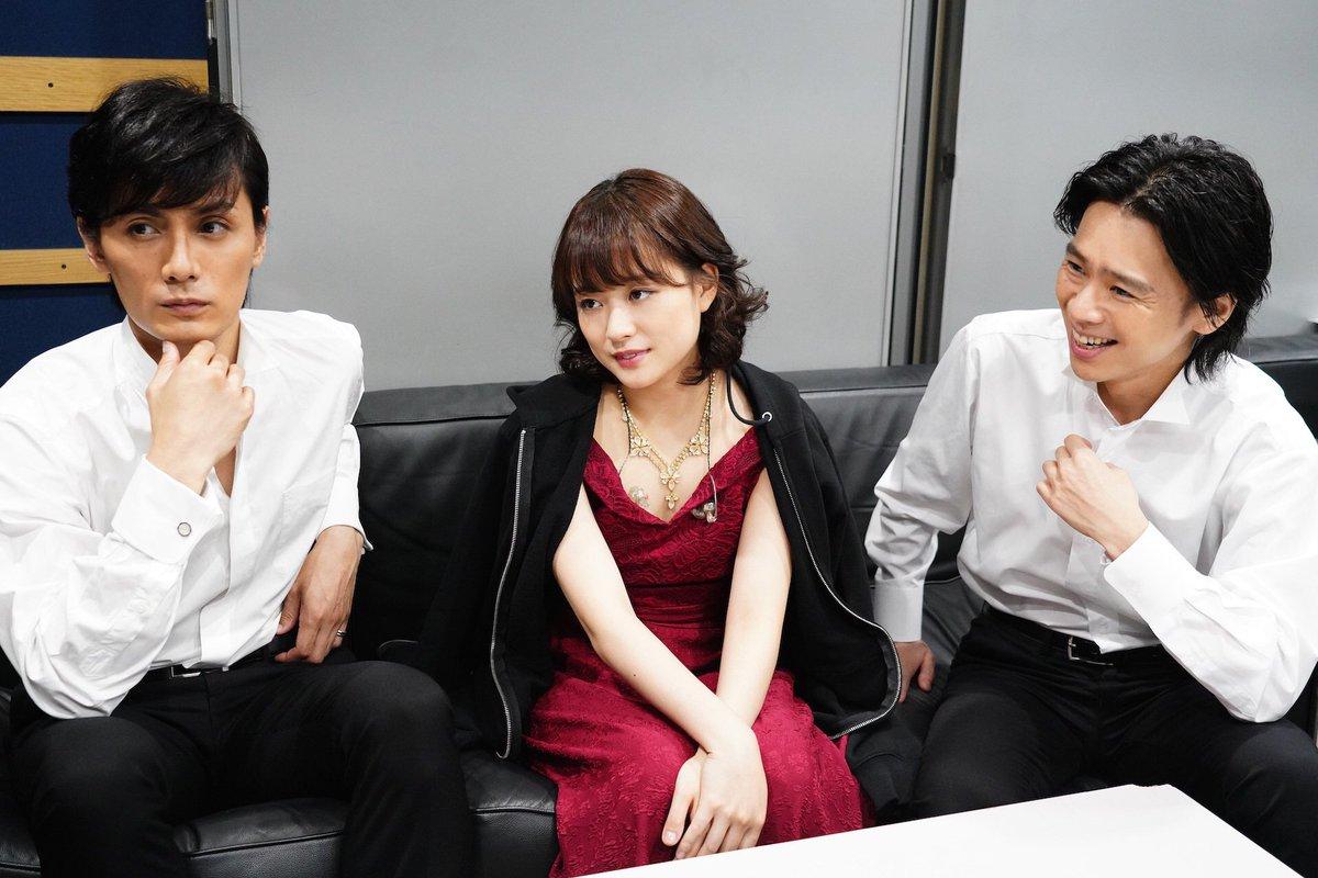 グリブラ オフショット 『怪人と探偵』より 中川晃教 さん 加藤和樹 さん 大原櫻子 さんの BUT