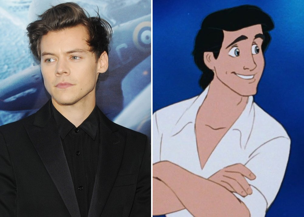 It's time to find a new Prince Eric. Harry Styles has officially turned down the #LittleMermaid role https://trib.al/SQ3OAJI
