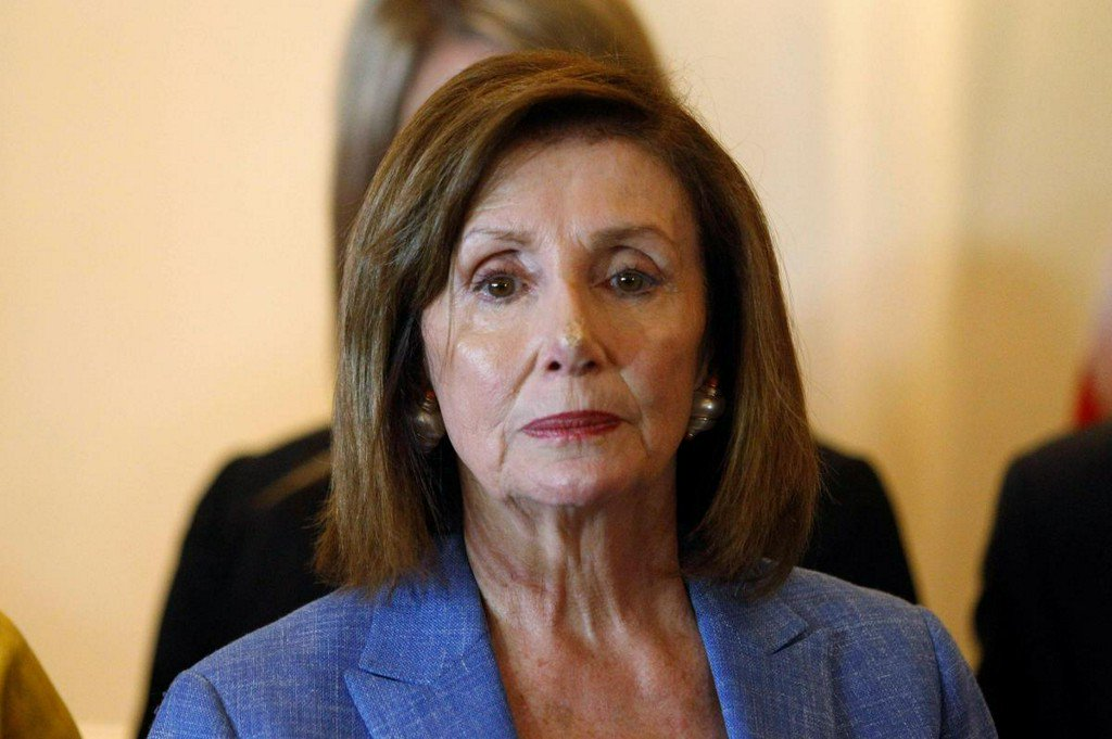 Pelosi warns U.S.-UK trade pact won't pass Congress if Good Friday deal is undermined https://reut.rs/2yVmTg5