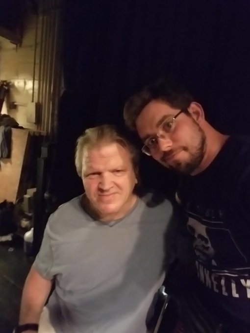 Happy birthday to a true legend.  Beautiful Bobby Eaton