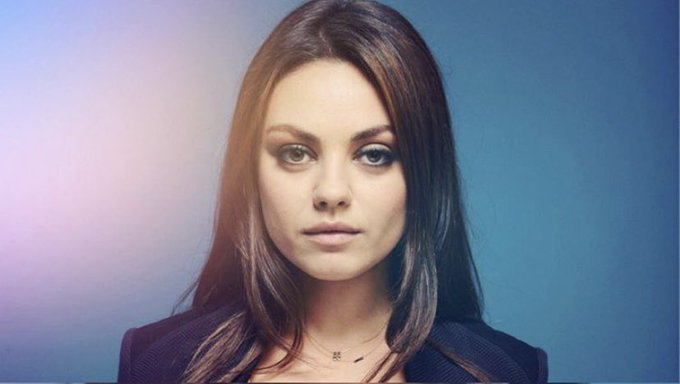 Happy birthday To mila Kunis