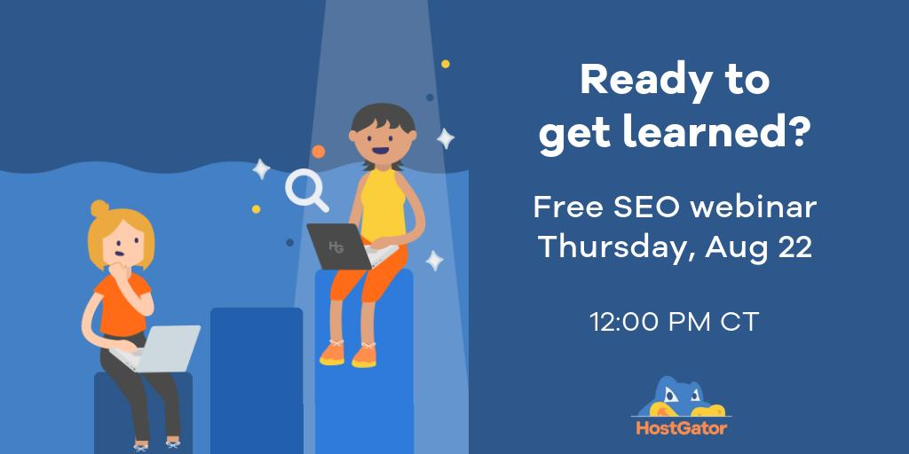 Website traffic low? Our SEO webinar Will help you to grow #HumpDayHaiku + #Webinar Plug gtr.bz/qyJx30pjYMw
