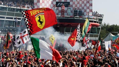 """""""I nostri tifosi ci chiedono vittorie e noi lavoriamo per dargliele"""" 🏎 #EnzoFerrari  #ScuderiaFerrari #Ferrari #essereFerrari"""