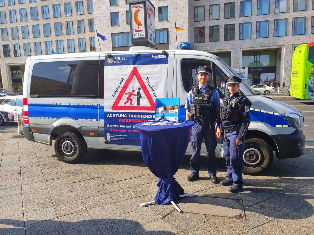 Polizeibericht Berlin Nummer 24881