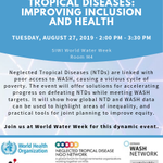 Image for the Tweet beginning: Planning to be at #WWWeek