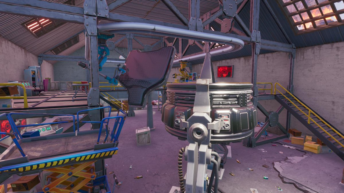 Next Beacon Fortnite Fortnite News On Twitter A New Rift Beacon Is Now Being Constructed In Dusty Depot Fortnite