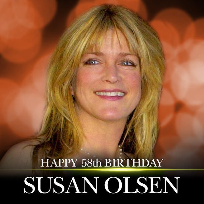 Happy birthday Cindy Brady!  Former Brady Bunch actress Susan Olsen turns 58 today.