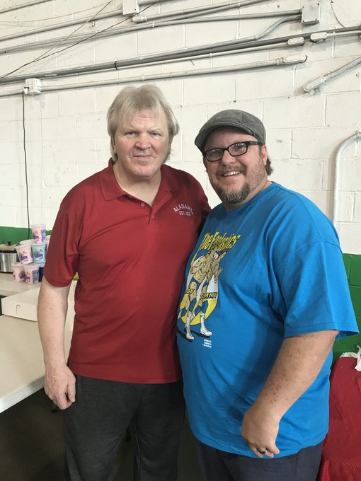 Happy birthday Bobby Eaton